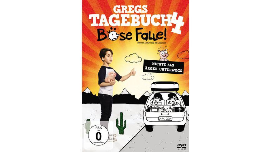 Gregs Tagebuch Boese Falle