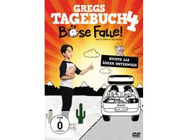 Gregs Tagebuch Boese Falle