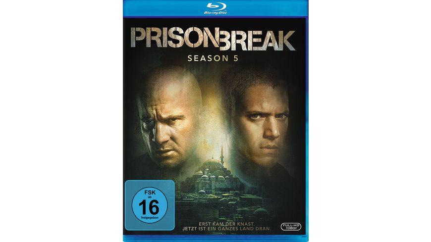 Prison Break Season 5 3 BRs