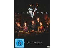 Vikings Season 4 1 3 DVDs