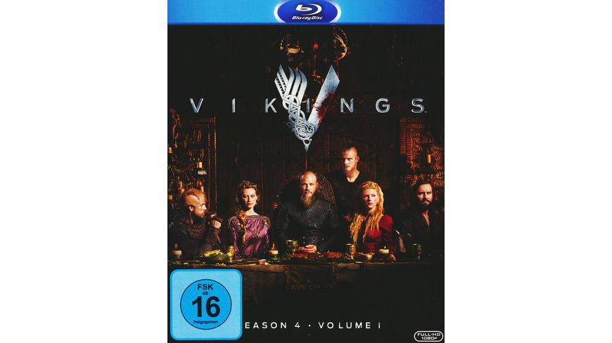 Vikings Season 4 1 3 BRs