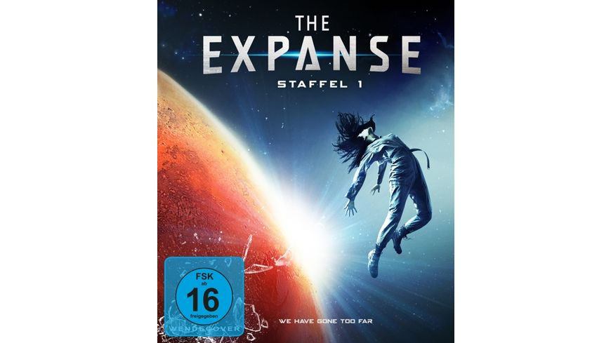 The Expanse Staffel 1 2 BRs