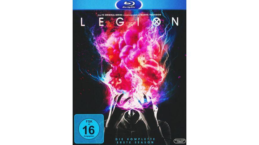 Legion Season 1 2 BRs