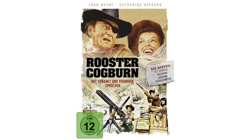 Rooster Cogburn Mit Dynamit und frommen Spruechen