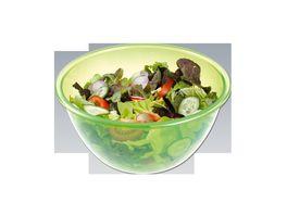 chg Party oder Salatschuessel 28 cm gruen