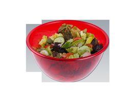 chg Party oder Salatschuessel 28 cm rot