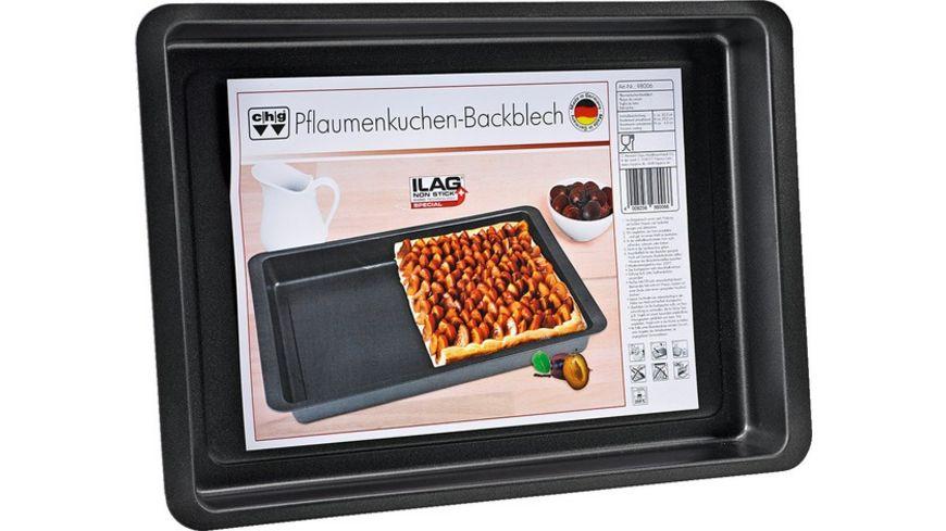 chg Pflaumen - Kuchenbackblech