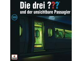 189 und der unsichtbare Passagier