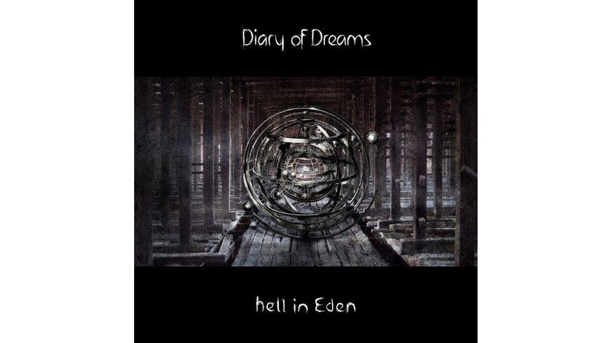 Hell In Eden Ltd Panorama Digipak