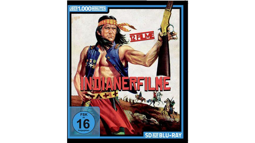 Indianerfilme SD auf Blu ray