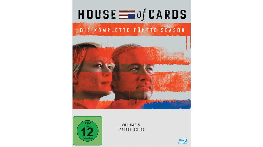 House of Cards Season 5 4 BRs