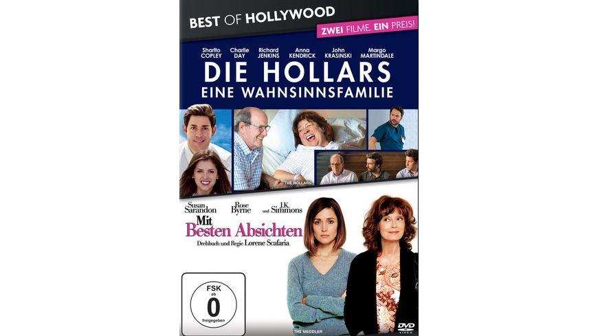 Die Hollars Mit besten Absichten Best of Hollywood 2 Movie Collector s Pack 2 DVDs