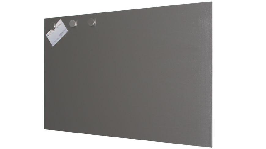 RHEITA Magnetboard aus Edelstahl