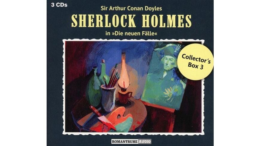 Die Neuen Faelle Collector s Box 3 3 CDs