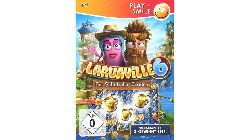 Laruaville 6 Der Schatz der Piraten