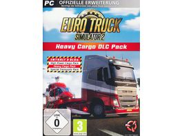 Euro Truck Simulator 2 Heavy Cargo Add On