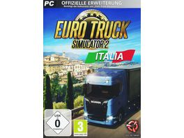 Euro Truck Simulator 2 Italia Add On