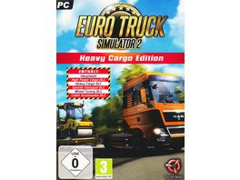 Euro Truck Simulator 2 Heavy Cargo Edition