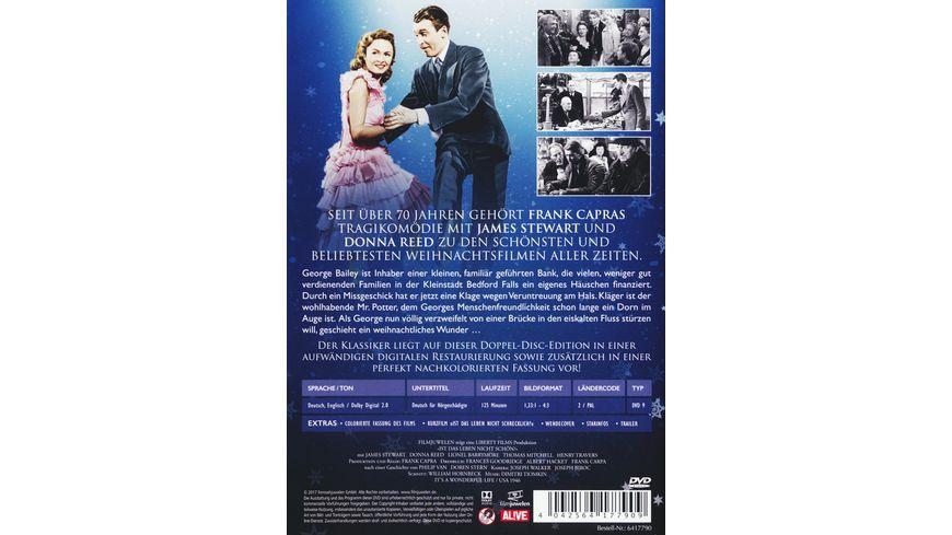 Ist das Leben nicht schoen Filmjuwelen SE 2 DVDs