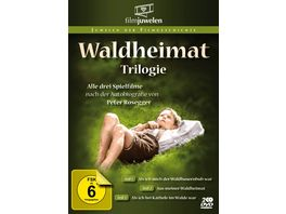 Waldheimat Trilogie 2 DVDs