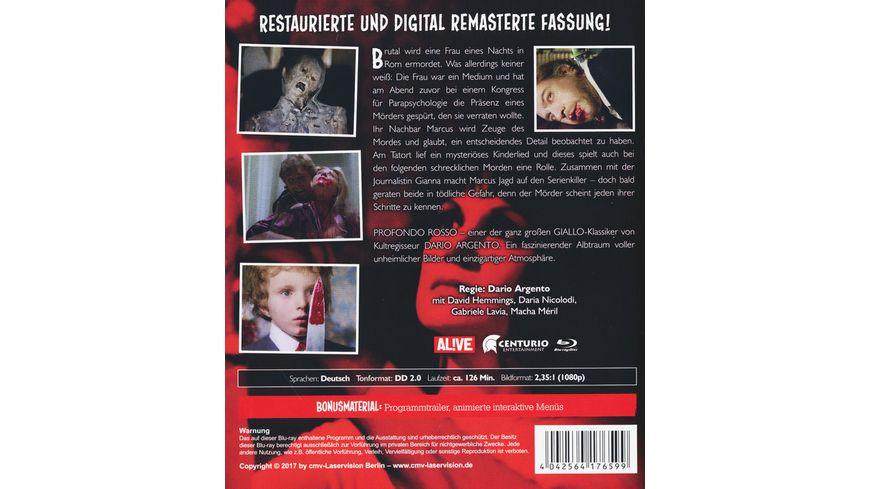 Deep Red Dario Argento Collection 05