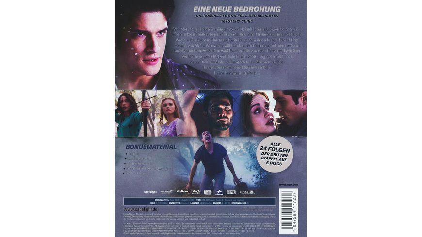 Teen Wolf Staffel 3 Softbox 5 BRs