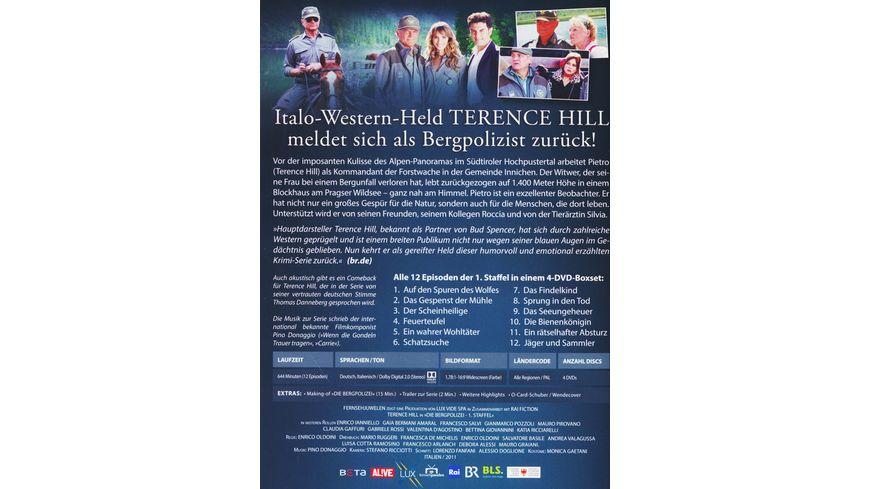 Die Bergpolizei Ganz nah am Himmel Die komplette 1 Staffel 4 DVDs