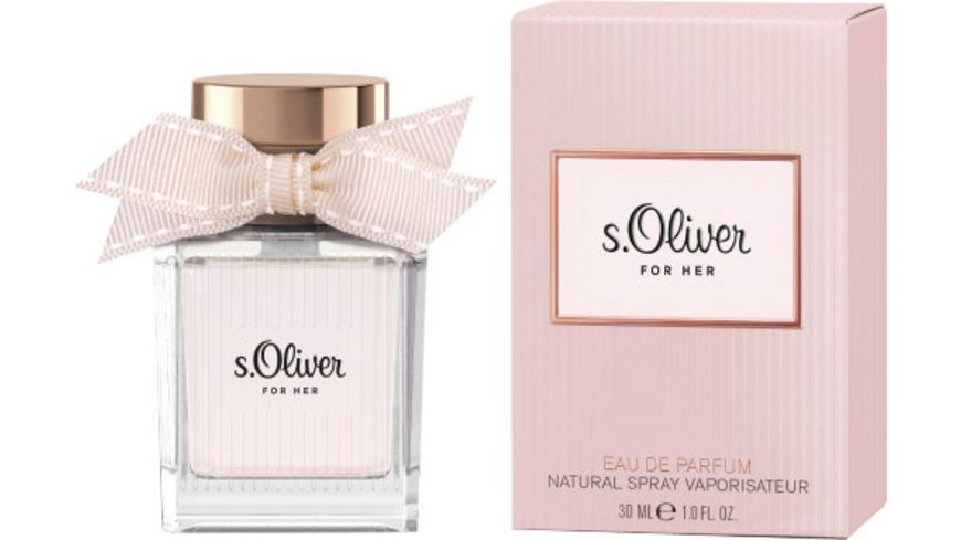 s Oliver FOR HER Eau de Parfum Natural Spray