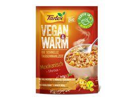 Tartex Vegan Warm Mexikanisch