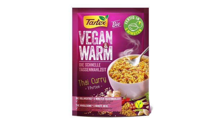 Tartex Vegan Warm Thai Curry