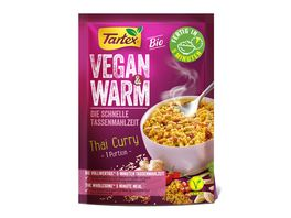 Tartex Vegan Warm Thai Curry
