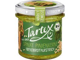 Tartex Marktgemuese Spinat Pinienkerne