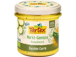 Tartex Marktgemuese Zucchini Curry