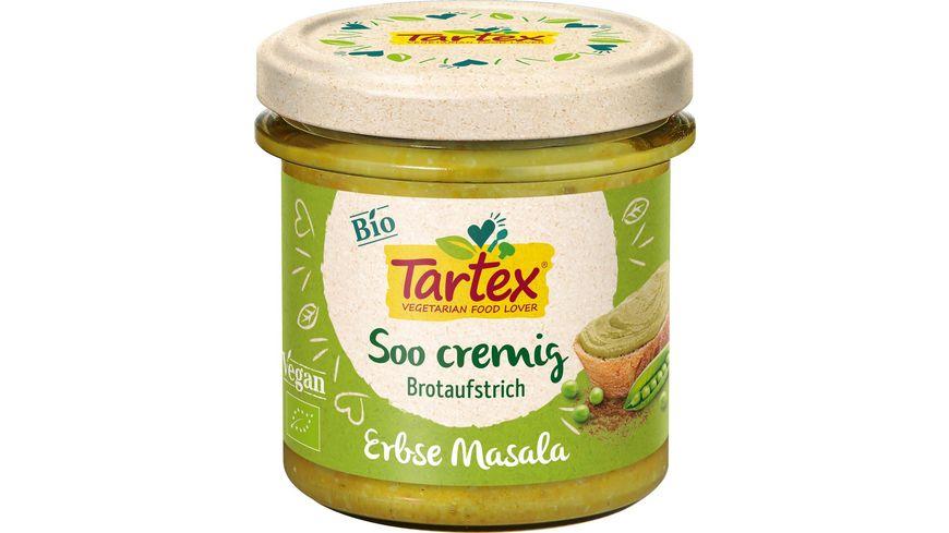 Tartex Soo cremig Erbse Masala