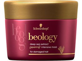 Schwarzkopf beology Intensive Mask Repairing Deep Sea Extract
