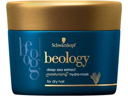 Schwarzkopf beology Hydra Mask Moisturizing Deep Sea Extract