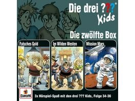 12 3er Box Folgen 34 36