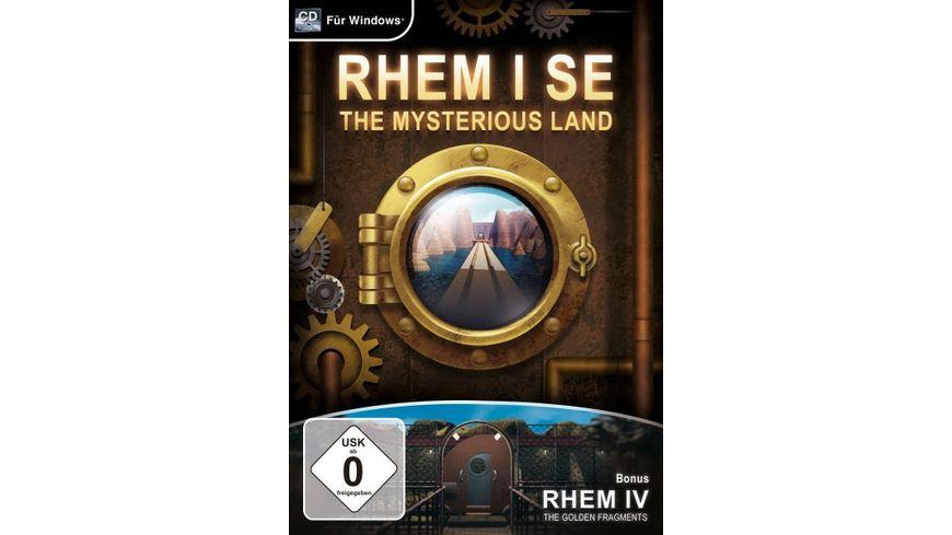 RHEM I SE The Mysterious Land