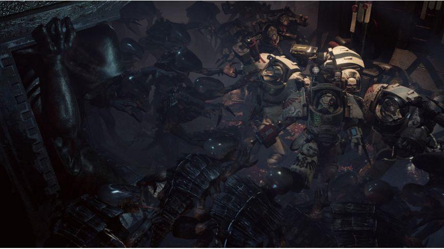 Deathwing Space Hulk Enhanced Edition
