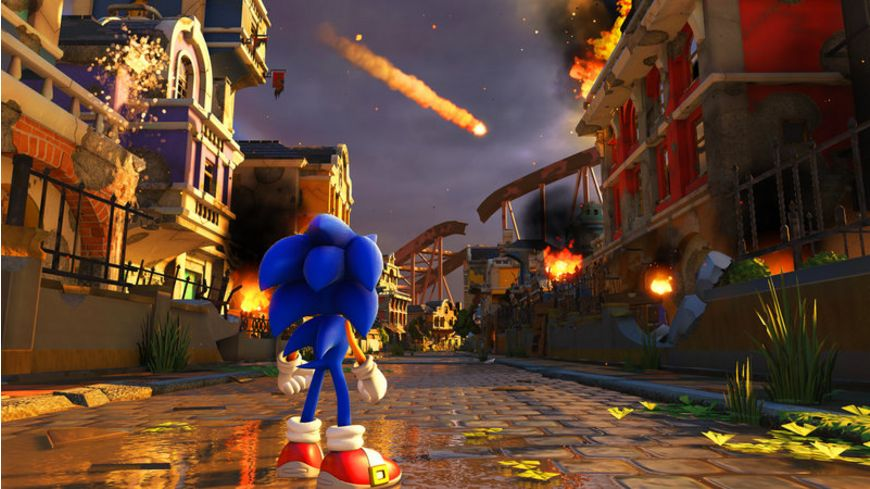 Sonic Forces Bonusedition