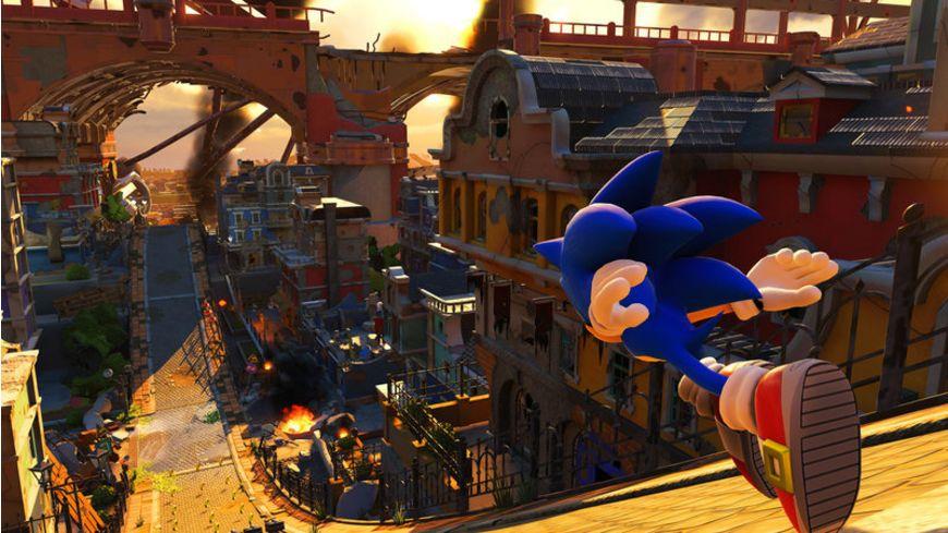 Sonic Forces Bonusedition