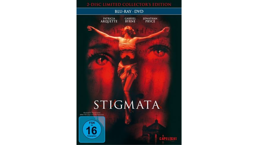 Stigmata Limitierte Collector s Edition im Mediabook 2 BRs