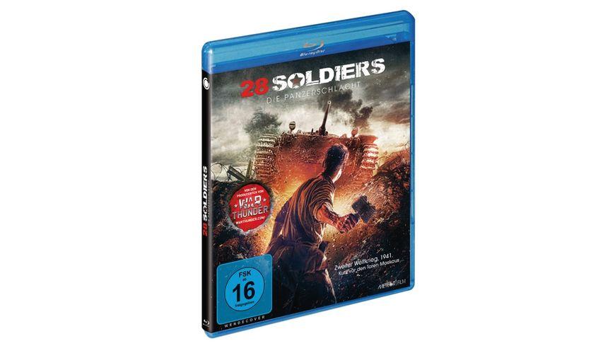 28 Soldiers Die Panzerschlacht
