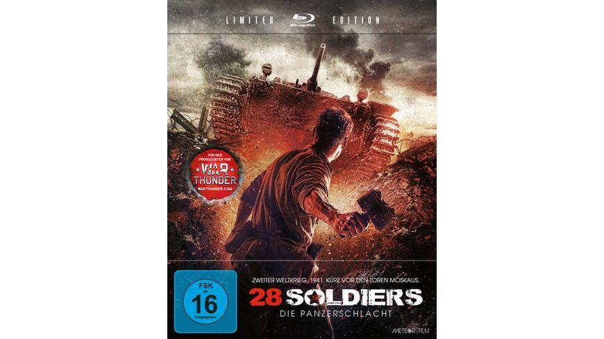 28 Soldiers Die Panzerschlacht LE