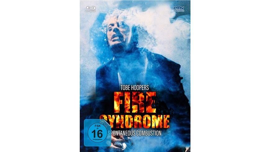 Fire Syndrome Limitiertes Mediabook Uncut DVD
