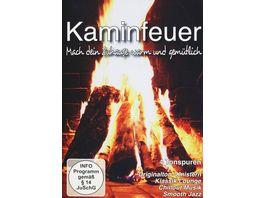 Kaminfeuer Mach dein Zuhause warm und gemuetlich
