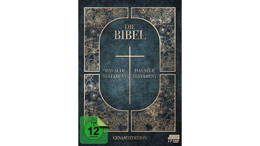 Die Bibel Das Alte Testament Das Neue Testament Gesamtedition Filmjuwelen 17 DVDs
