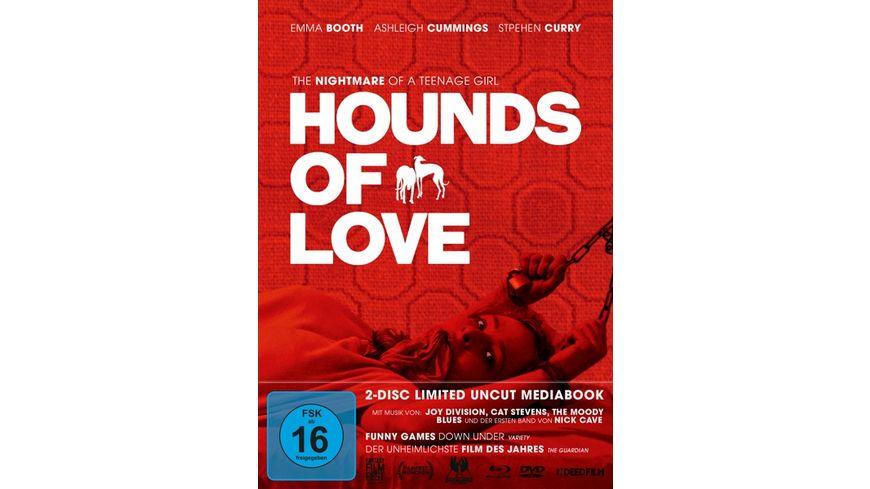 Hounds Of Love Uncut Mediabook DVD LE