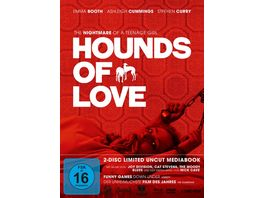 Hounds Of Love Uncut Mediabook DVD LE
