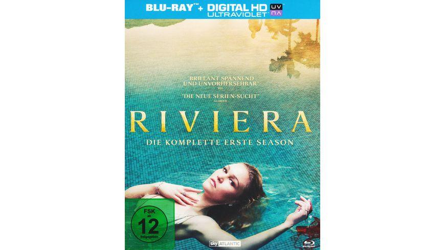 Riviera Die komplette erste Season 3 BRs